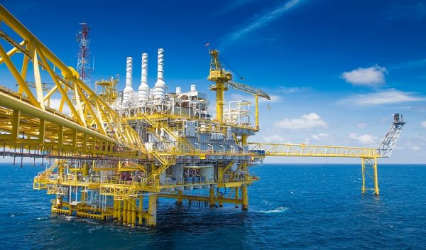 Oil and Gas business at offshore ,world energy.